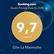 gite hébergement Marmotte Eastman Canton-de-l'Est B&B Booking