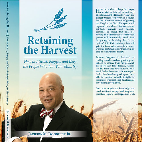 Retaining the Harvest Ebook
