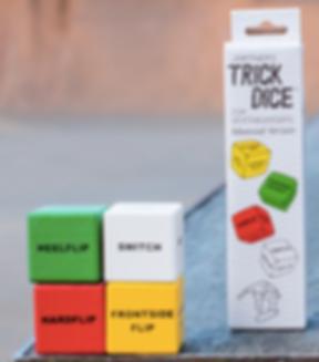 Advanced Trick Dice - a cool alternative to S-K-A-T-E