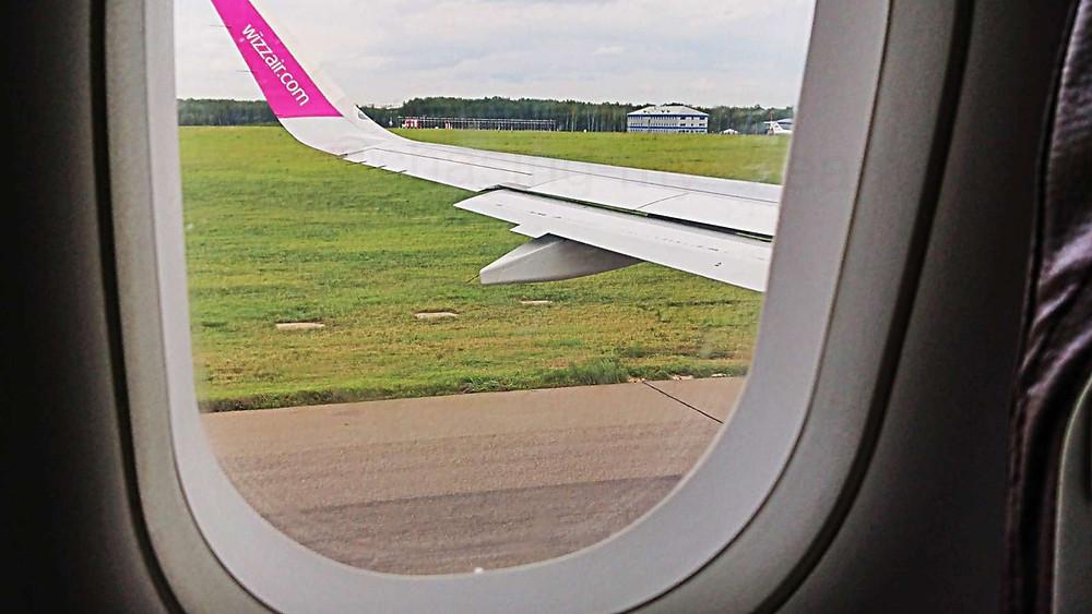 Авиарейс Wizzair за 10 евро, который отвез меня из Венгрии в Москву. Мои самобытные путешествия по миру.