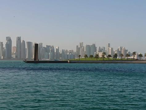 Что посмотреть в Катаре за сутки. Пересадка в Дохе с выходом в город.