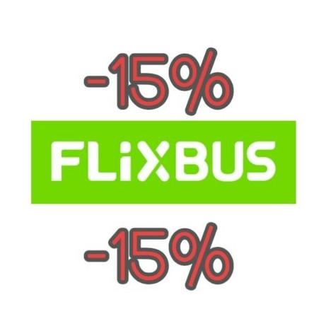 Как получить скидку на билет Flixbus в размере 15%. Мои самобытные путешествия по миру.