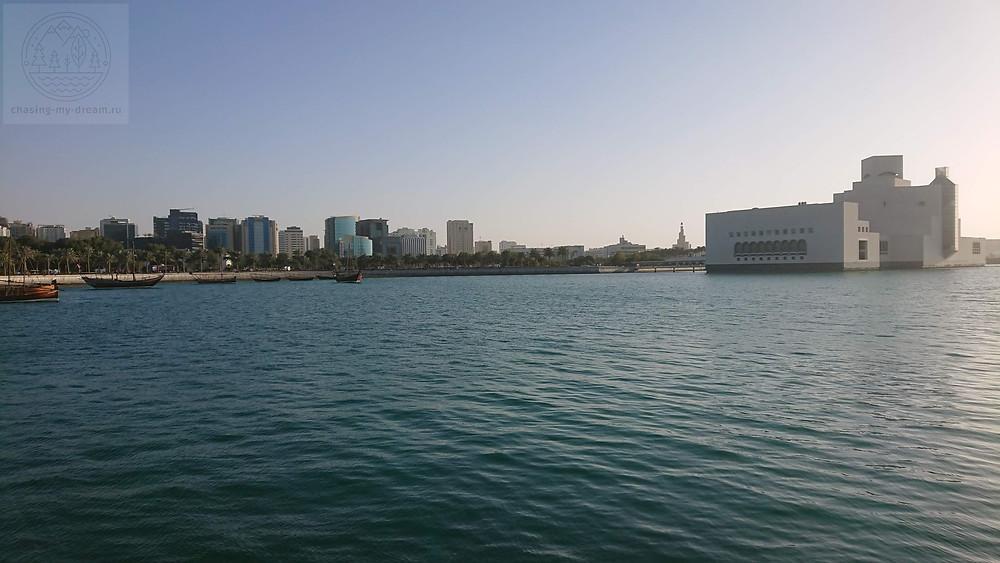 Музей исламского искусства в Дохе - самобытные путешествия по миру