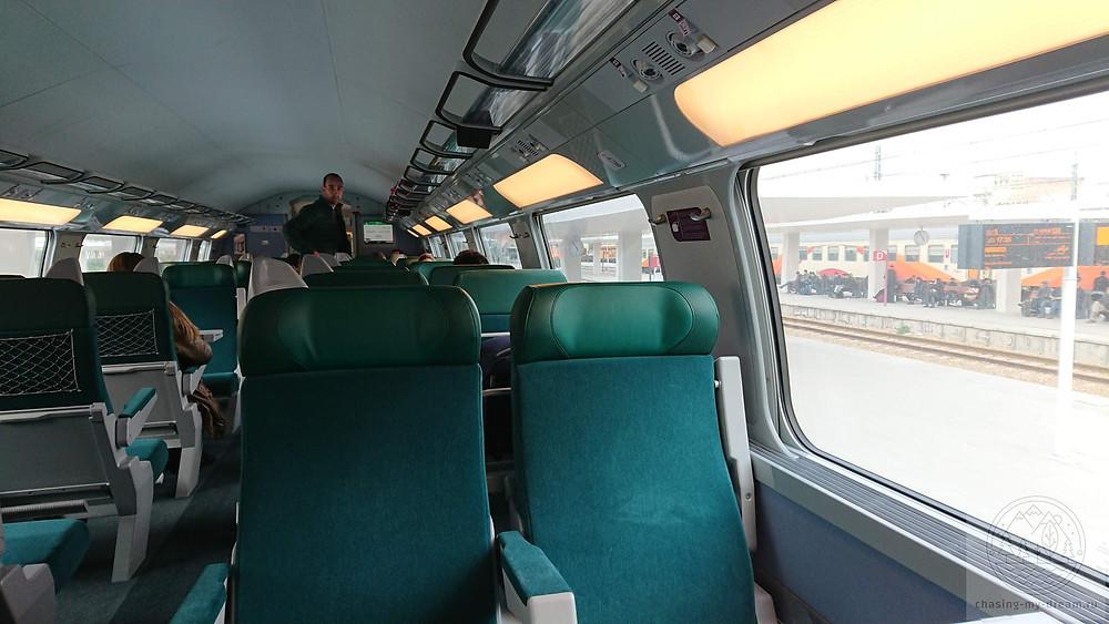 скоростной поезд в Марокко, самобытно по миру