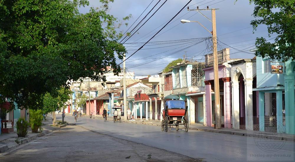 самобытно по миру на Кубе, Сьего де Авила