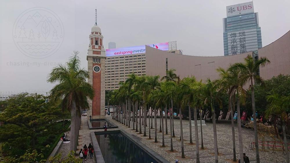 Часовая башня Clock Tower, Гонконг. Самобытно по миру.