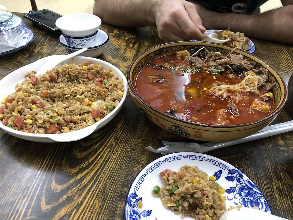 еда в Гонконге - городе для самобытных путешествий.