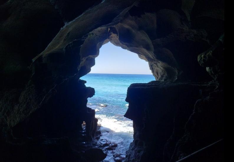 пещера Геркулеса в Танжере