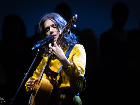 Katie Melua melts away your troubles with her stunning vocals at Royal Concert Hall