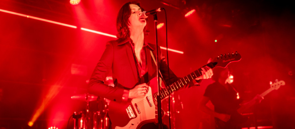 'There's A Reason Why' we loved Blossoms at Rock City