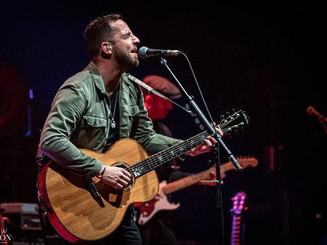 REVIEW: an evening with James Morrison