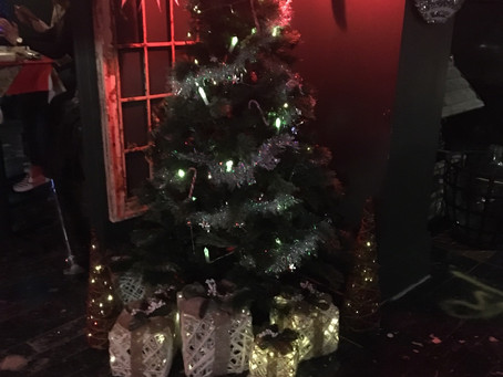REVIEW: It's Christmas everyday at new pop up bar extravaganza