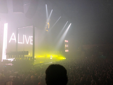 The 1975 were 'extraordinary' in Nottingham
