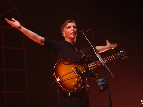 George Ezra Plays 'Intimate' Performance to Packed Motorpoint Arena