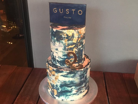 Happy 2nd birthday to Gusto!