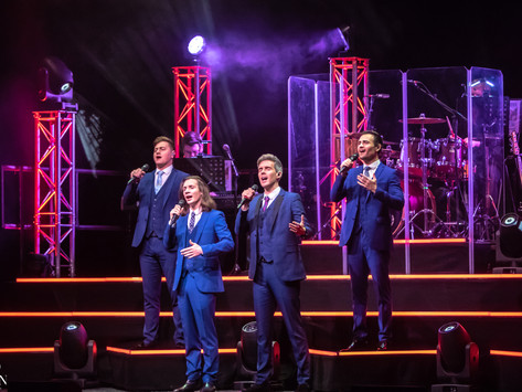 PHOTO FEATURE: Collabro in Nottingham