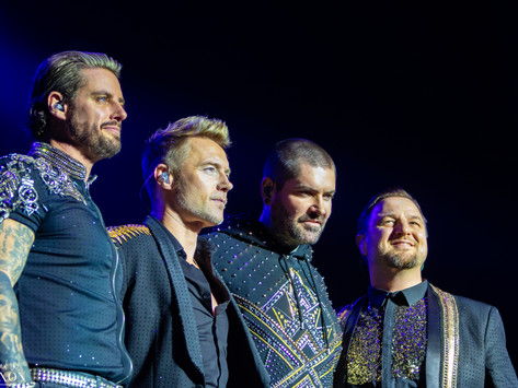 PHOTO FEATURE: Boyzone