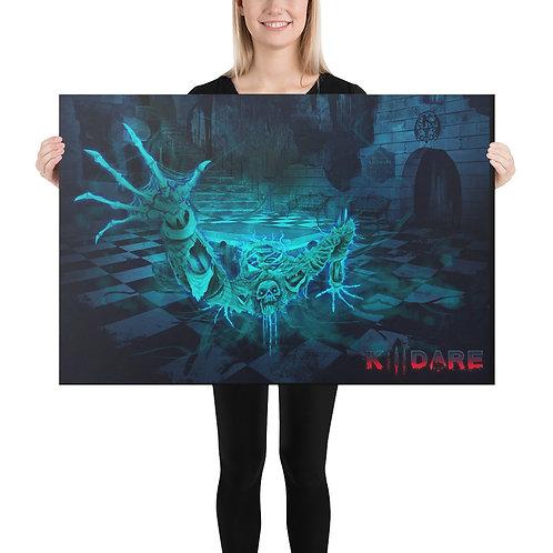 Killdare's Tomb Canvas Print