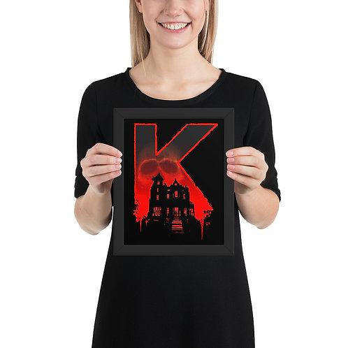 Framed Killdare Icon poster