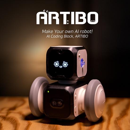 AI Coding Robot ARTIBO