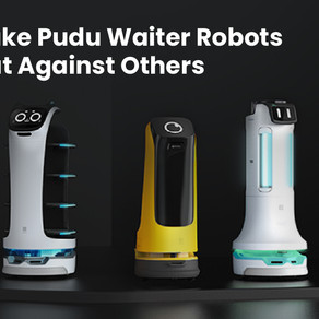 What Make Pudu Waiter Robots Stand Out Against Others
