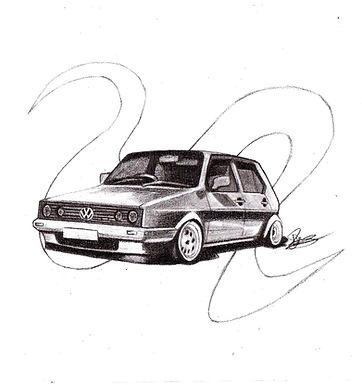Pencil Car