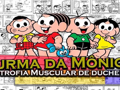 Turma da Mônica lança a primeira história com o novo personagem portador de doença rara infantil