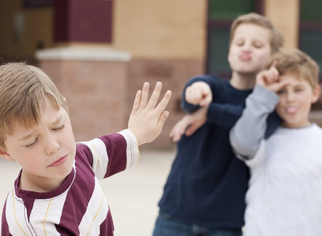 Estudo revela que bullying está ligado ao desenvolvimento da ansiedade generalizada