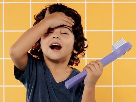 A importância de estimular os pequenos a desenvolver o hábito da higienização bucal