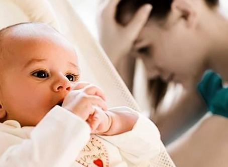 Depressão pós-parto atinge quase 20% das mulheres no Brasil