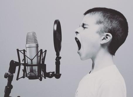 Será que meu filho está com atraso na aquisição da fala?