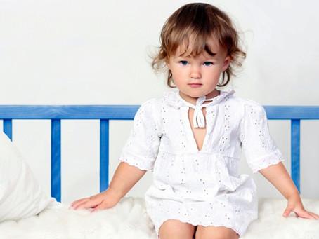 Insônia comportamental infantil pode atingir cerca de 30% das crianças