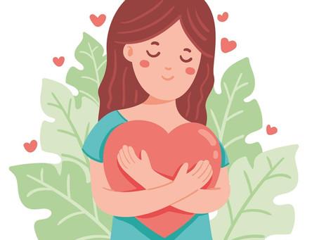 Para o bem da sua saúde mental, nutra bons sentimentos