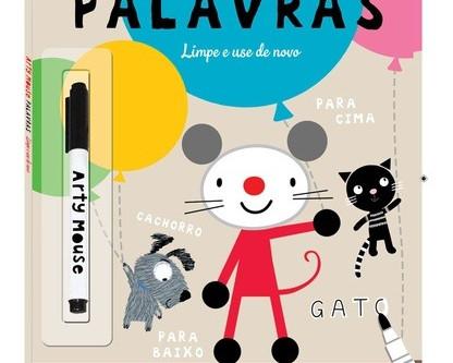 Sabia que livros promovem desenvolvimento de coordenação motora nas crianças?