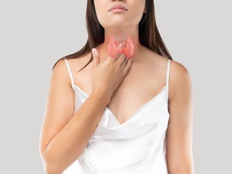 Problemas na tireoide podem ser causados pelos impactos da vida