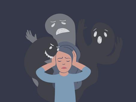 Esquizofrenia pode provocar uma diminuição da função cognitiva