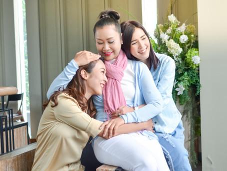 Uma ação em conjunto da família, de acolhimento, é uma porta de saída para a depressão