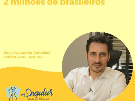 Esquizofrenia afeta 2 milhões de brasileiros