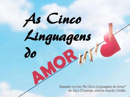 """""""As 5 linguagens do amor das crianças"""""""