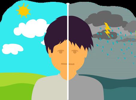 Como se caracteriza o transtorno bipolar tipo 1?
