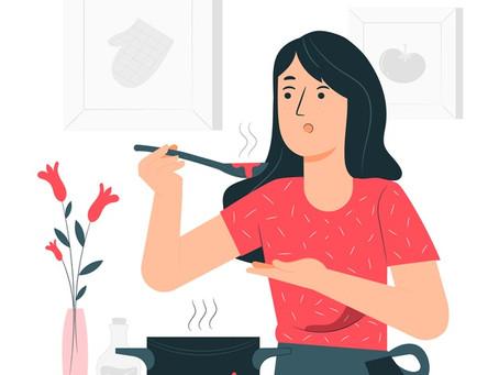 Estressado? Cozinhe para relaxar