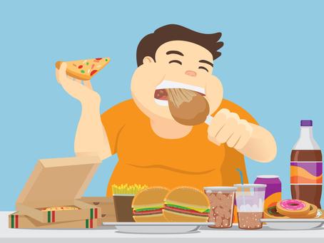 Ansiedade e distúrbios alimentares