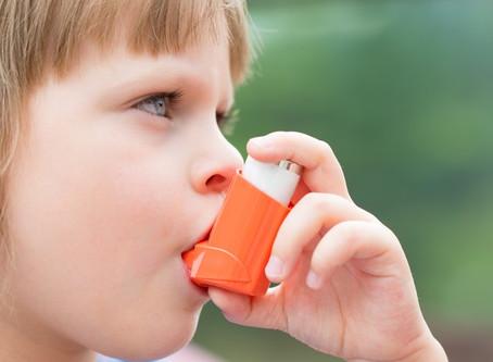 Combate à asma: evite crises durante o inverno