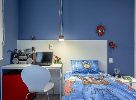 Que tal repaginar o quarto das crianças?