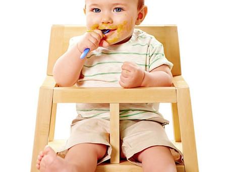 Nutrição da Criança de 0 a 6 anos