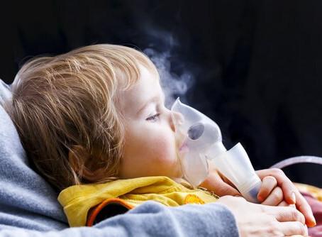 Asma em crianças: quatro passos para conviver bem com a doença