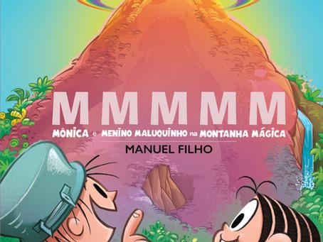 Mônica e Menino Maluquinho na Montanha Mágica