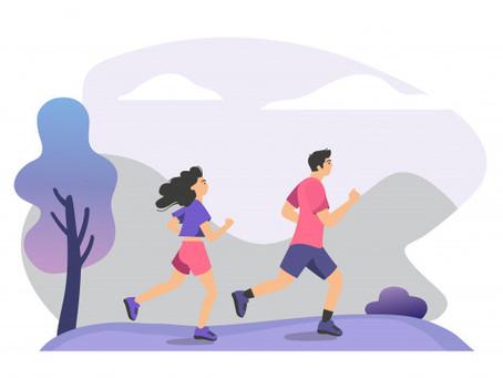 Você sabia que os exercícios comprovados da corrida para a saúde mental são numerosos?