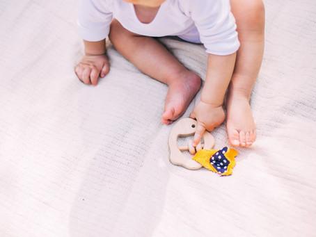Brincadeiras sensoriais: ideias para fazer com as crianças em casa