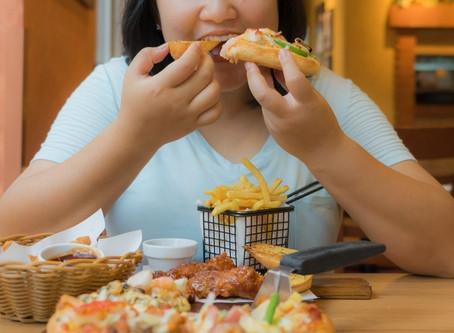 Compulsão alimentar é uma doença mental?